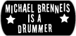 M Brenneis is a drummer